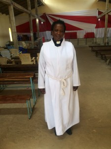 First ordained woman in Mpwapwa Diocese